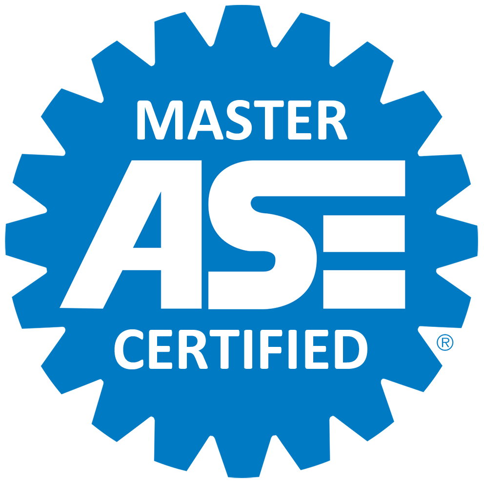 ASE Master Certified